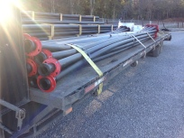 Flanged HDPE Pipe